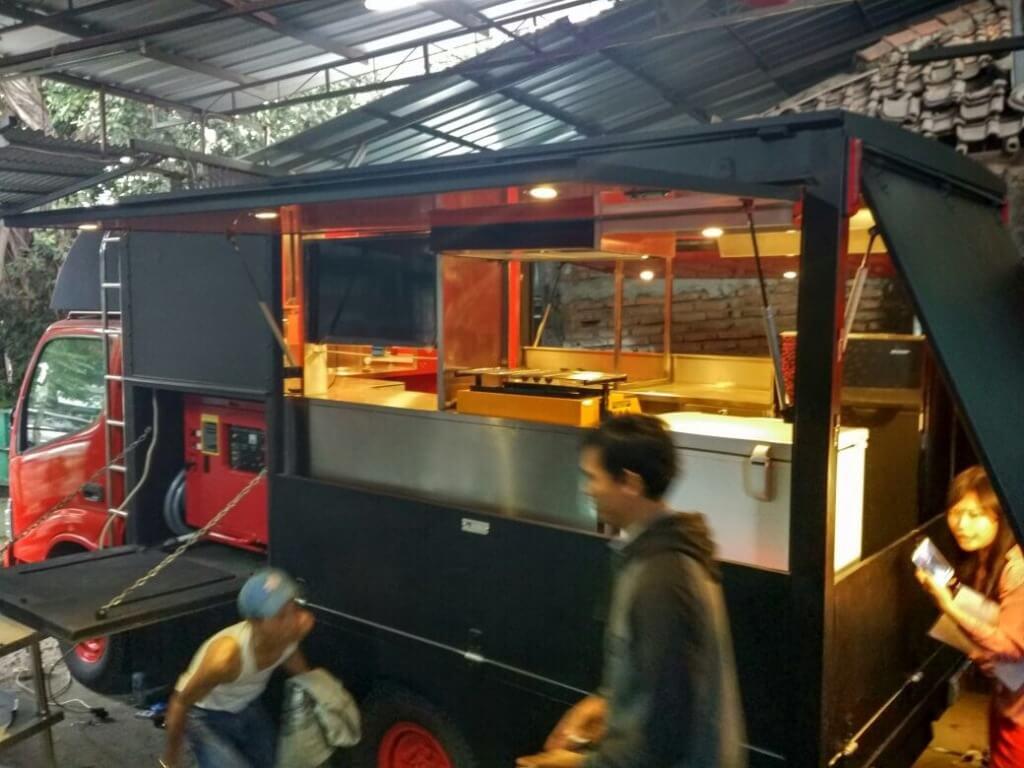food truck besar