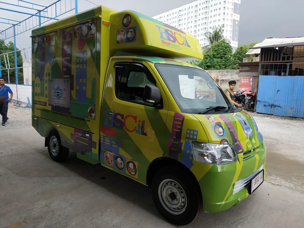 food truck gran max